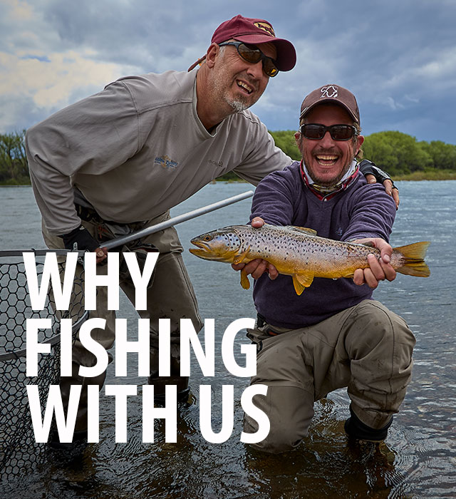 Why Fishing with us